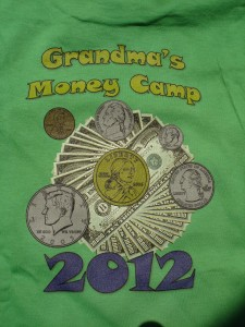 2012 money camp