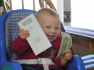 Children and money